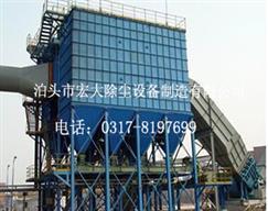 陶瓷厂修边机除尘器-除尘设备
