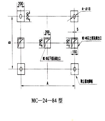 供应mc-Ⅱ脉冲布袋除尘器